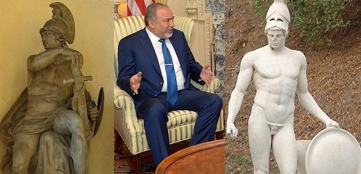 Либерман — министр сдержанности - relevant