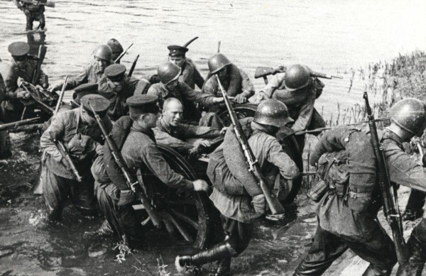 Мой дед, рядовой войны - relevant